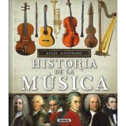 Historia de la música / Libro