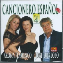 Cancionero Español / Cd