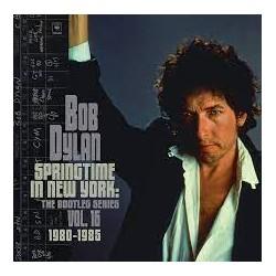 Bob Dylan / Springtime in New York Cd