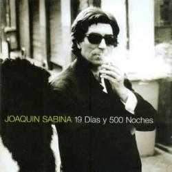 Joaquín Sabina / 19 días 500 noches Cd