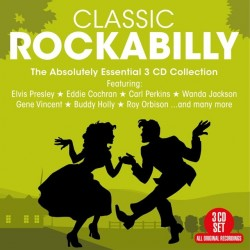 Varios/ Cd Rockabilly éxitos
