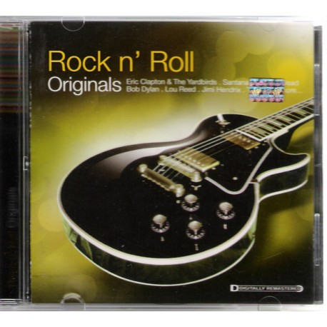 Varios/ Cd Rock n Roll Originals