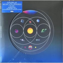 Coldplay / Cd Music Spheres