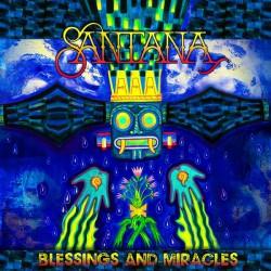 Santana / Cd Blessings miracles