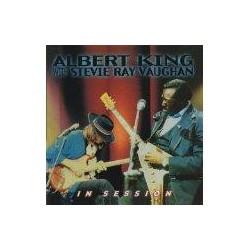 Albert King y Stevie Ray Vaughan
