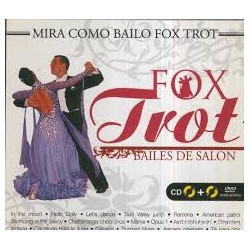 Fox / Bailes salón / Cd
