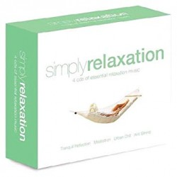 Simply relaxation / Box Cd
