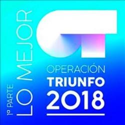 Operación Triunfo 2018/ OT / Cd