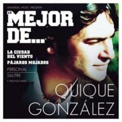 Quique González / CD