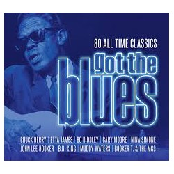 Varios/ Got the blues / CD