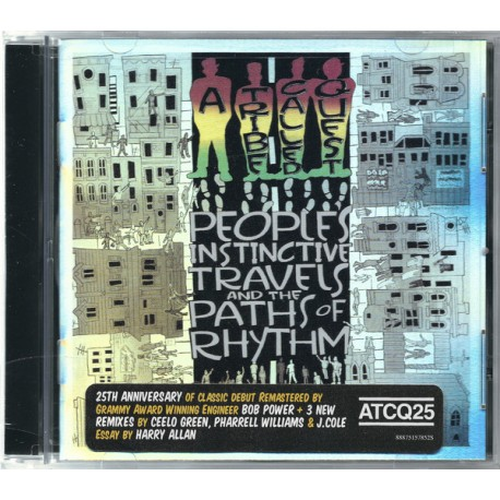 A Tribe Called Quest / CD