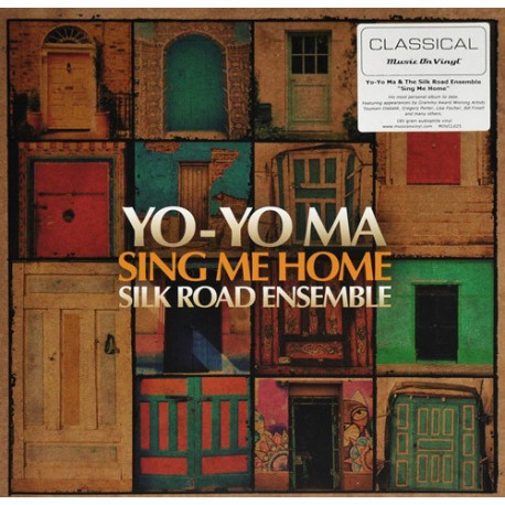 Yo-Yo Ma & The Silk Road Ensemble / LP