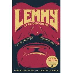 Lemmy Kilmister / LIBRO