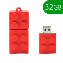 Pen Drive 32 gigas lego